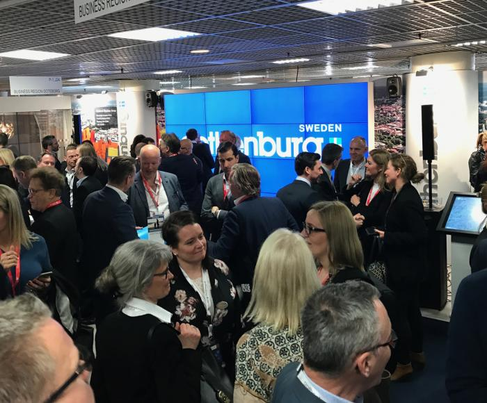 Gothenburg at MIPIM 2017